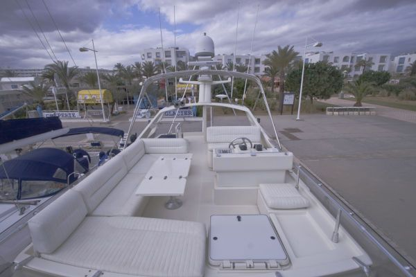 Ferretti 60' 1998 All Boats