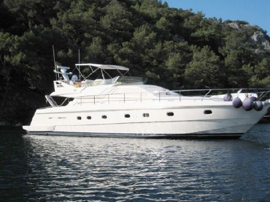 Ferretti 62 1998 All Boats