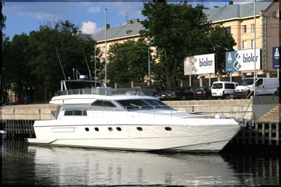 Ferretti Altura 58 1998 All Boats