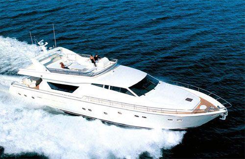 Ferretti Ferretti 80 1998 All Boats