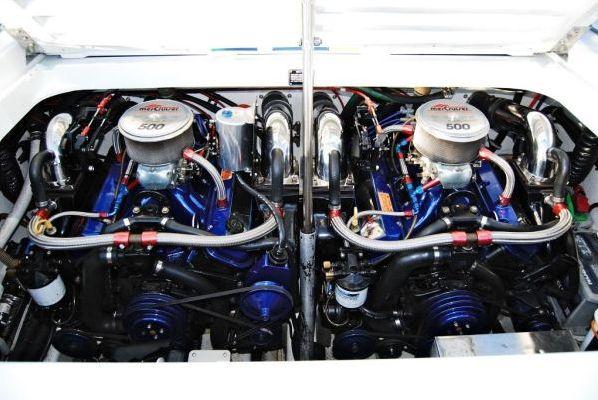 Formula 1998 Motor Boats