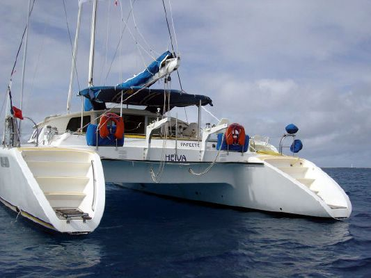 Boats for Sale & Yachts Fountaine Pajot Marqises 56 1998 Fountain Boats for Sale