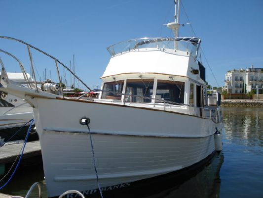 1998 grand banks 42 motor yacht boats yachts for sale for Grand banks motor yachts for sale