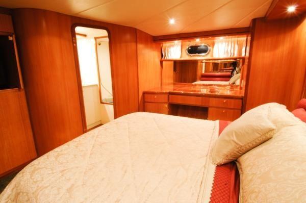 Boats for Sale & Yachts Hampton Amaretti Flybridge MY 1998 Flybridge Boats for Sale