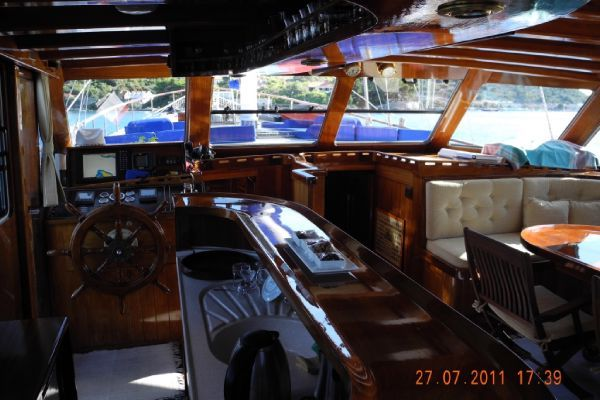 Boats for Sale & Yachts Hassan Ali Shipyards Gulet 24 Meters 1998 Ketch Boats for Sale