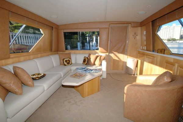 Boats for Sale & Yachts Hatteras 50C Convertible Sportfisherman 1998 Hatteras Boats for Sale Sportfishing Boats for Sale