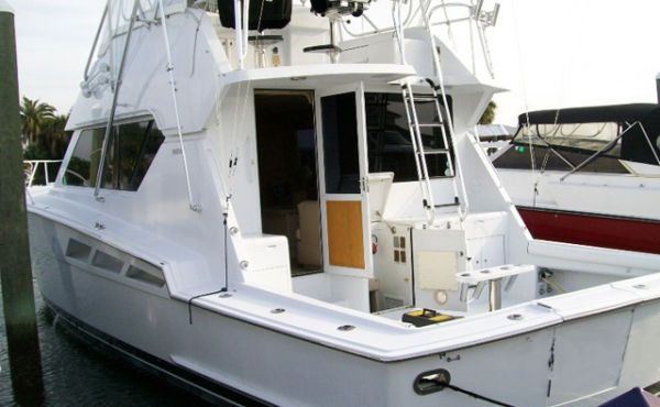 Hatteras Convertible 1998 Hatteras Boats for Sale