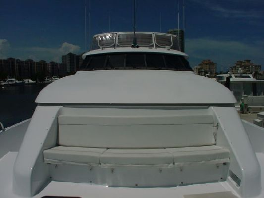1998 hatteras elite series wide body  65 1998 Hatteras Elite Series Wide Body