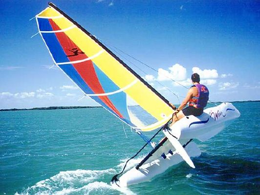 1998 Hobie Cat Wave - Boats Yachts for sale