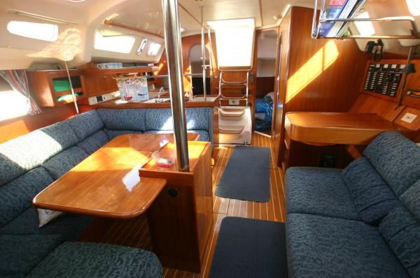 Boats for Sale & Yachts Hunter 410 1998 All Boats