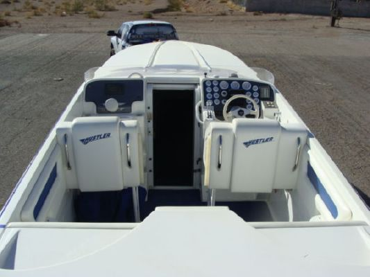 Hustler 38' Slingshot 1998 All Boats