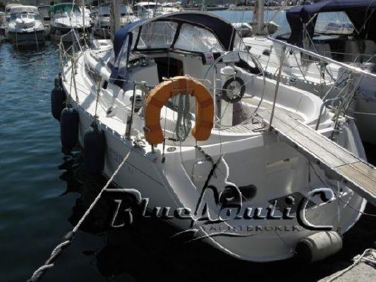 1998 jeanneau sun odyssey 322 privatyacht  10 1998 Jeanneau Sun Odyssey 32.2 (Privatyacht)