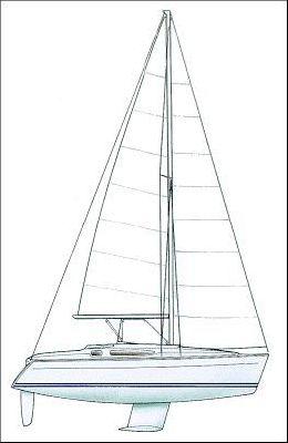 1998 jeanneau sun odyssey 322 privatyacht  12 1998 Jeanneau Sun Odyssey 32.2 (Privatyacht)