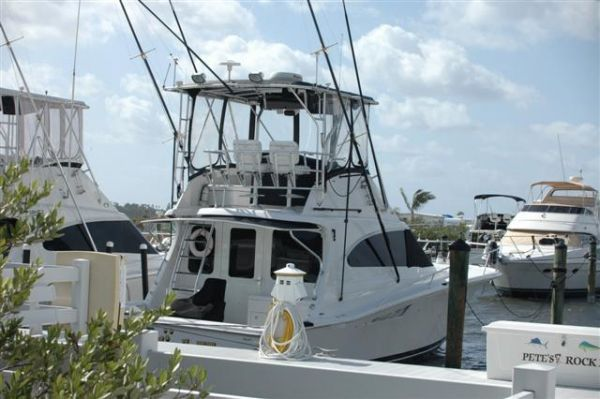 Luhrs Convertible Custom Sportfish 1998 Sportfishing Boats for Sale