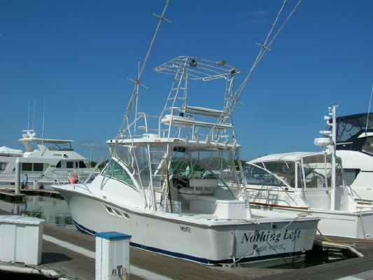 Luhrs Open 1998 All Boats
