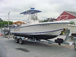 Boats for Sale & Yachts Mako 232 Center Console 1998 Mako Boats for Sale