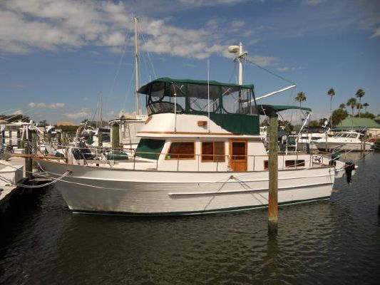 Boats for Sale & Yachts Marine Trader 38 Double Cabin Trawler 1998 Trawler Boats for Sale