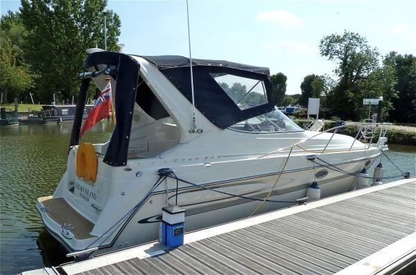 Maxum 2700 SCR 1998 All Boats