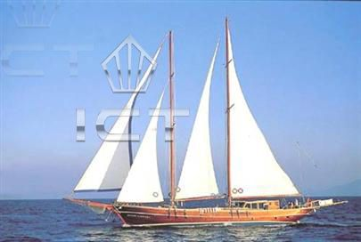 Mediterranean Classic Gulet 1998 Ketch Boats for Sale