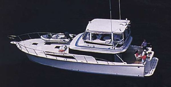 Mikelson 50 Sportfisher 1998 Sportfishing Boats for Sale