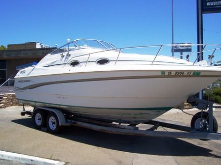 Monterey 256 Express Cruiser 1998 Monterey Boats for Sale,