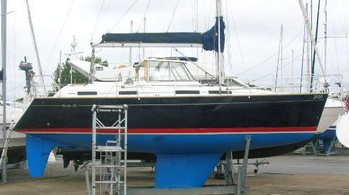 Moody 36 CC 1998 All Boats