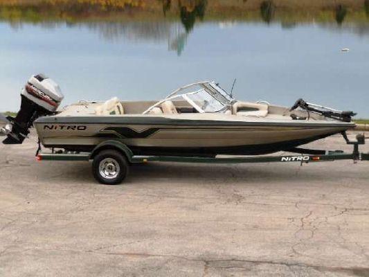 Nitro 205 SSF 1998 Nitro Boats for Sale