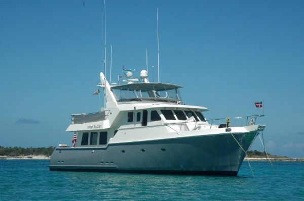 Boats for Sale & Yachts Nordhavn 57 1998 Fishing Boats for Sale
