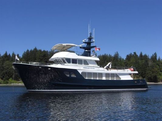 Boats for Sale & Yachts Northrop Pacific Marine Long Range Trawler 1998 Trawler Boats for Sale