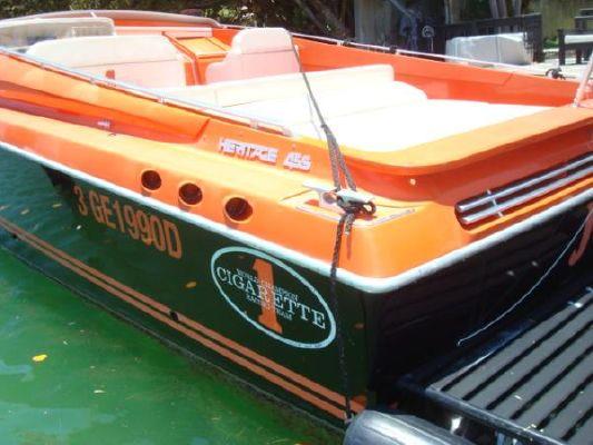 Otam Cigarette Heritage 45S 1998 Cigarette Boats for Sale