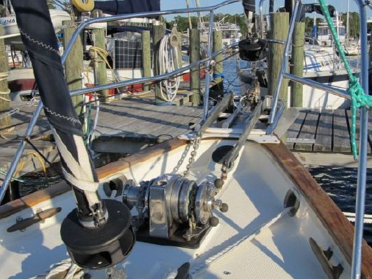 Pacific Seacraft 37 Cutter 1998 Sailboats for Sale Seacraft Boats for Sale
