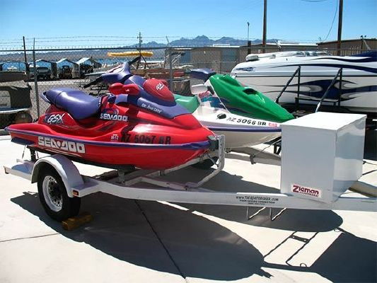 Boats for Sale & Yachts Sea Doo 1998 & 1994 Sea Doo Wave Runner & Trailer Package 1998 All Boats