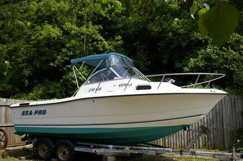 Boats for Sale & Yachts Sea Pro 210 WA 1998 All Boats