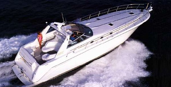 Sea Ray Sundancer with CAT power 1998 Sea Ray Boats for Sale