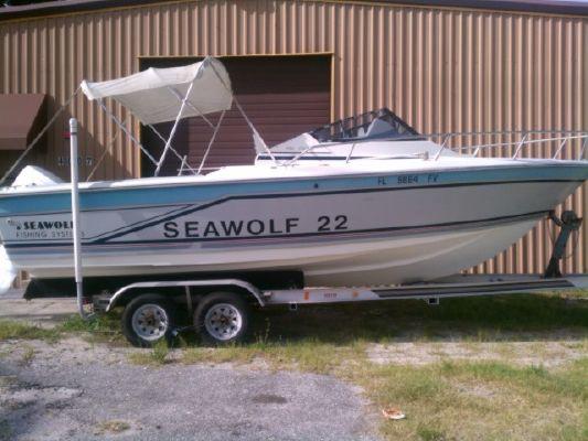 Seawolf 22 Fish / Cruise 1998 All Boats