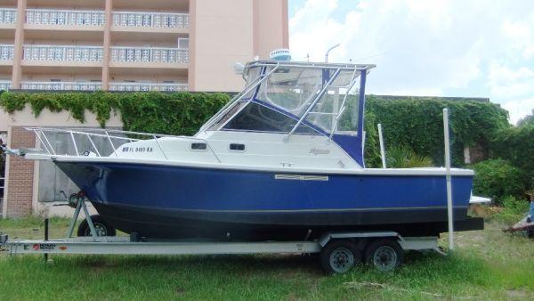Boats for Sale & Yachts Shamrock 26 Diesel Express 1998 Motor Boats