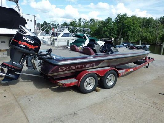 Skeeter Bass Boats For Sale >> 1998 Skeeter BASS BOAT DUAL CONSOLE ZX202C DUAL C ... - Boats Yachts for sale