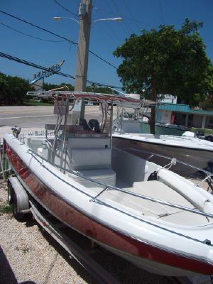 Stamas 250 Tarpon 1998 All Boats