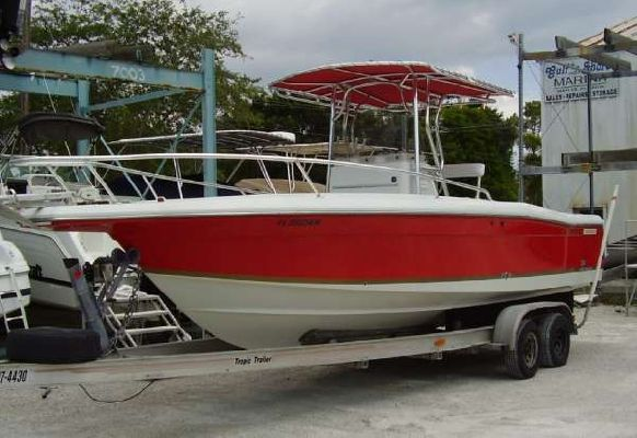 Stamas 250 TARPON INBOARD 1998 All Boats