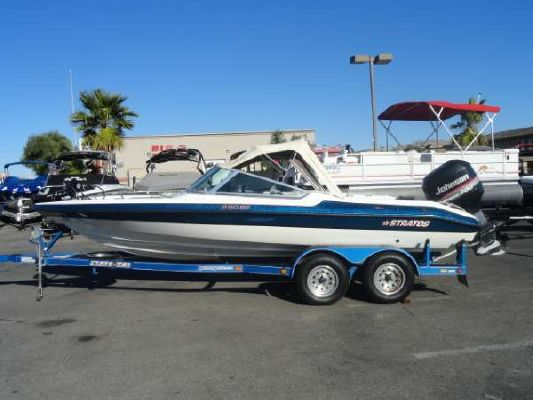 1998 Stratos 290 Sf Boats Yachts For Sale