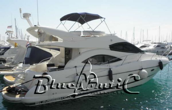 1998 sunseeker manhattan 44  18 1998 Sunseeker Manhattan 44