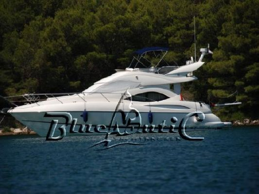 1998 sunseeker manhattan 44  2 1998 Sunseeker Manhattan 44