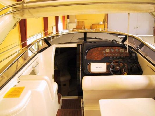 Sunseeker Tomahawk 41 1998 Sunseeker Yachts