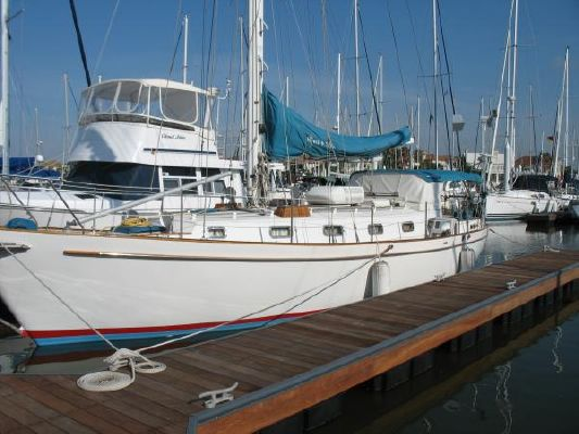 Boats for Sale & Yachts Ted Brewer Design Bluewater Steel Cruising Yacht 1998 All Boats Bluewater Boats for Sale