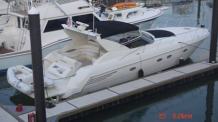 Trojan '44 Express 1998 All Boats