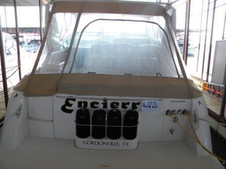 Trojan/Carver 400 Express 1998 Carver Boats for Sale