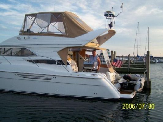 1998 viking 46 sport cruiser  2 1998 Viking 46 Sport Cruiser
