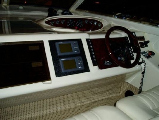 1998 viking 46 sport cruiser  4 1998 Viking 46 Sport Cruiser