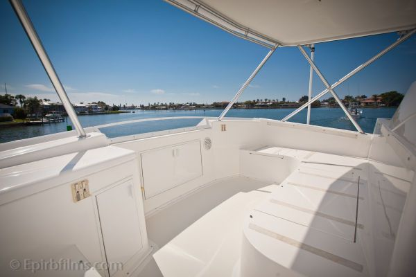 Viking Yacht Open Convertible 1998 Viking Boats for Sale