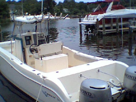 World Cat 246 SF Center Console (LOADED!!) 1998 World Cat Boats for Sale